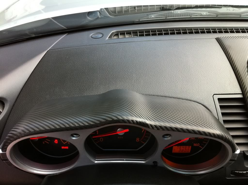 Pin by marcs 350z on 350z wish list pinterest nissan - 350z carbon fiber interior trim kit ...