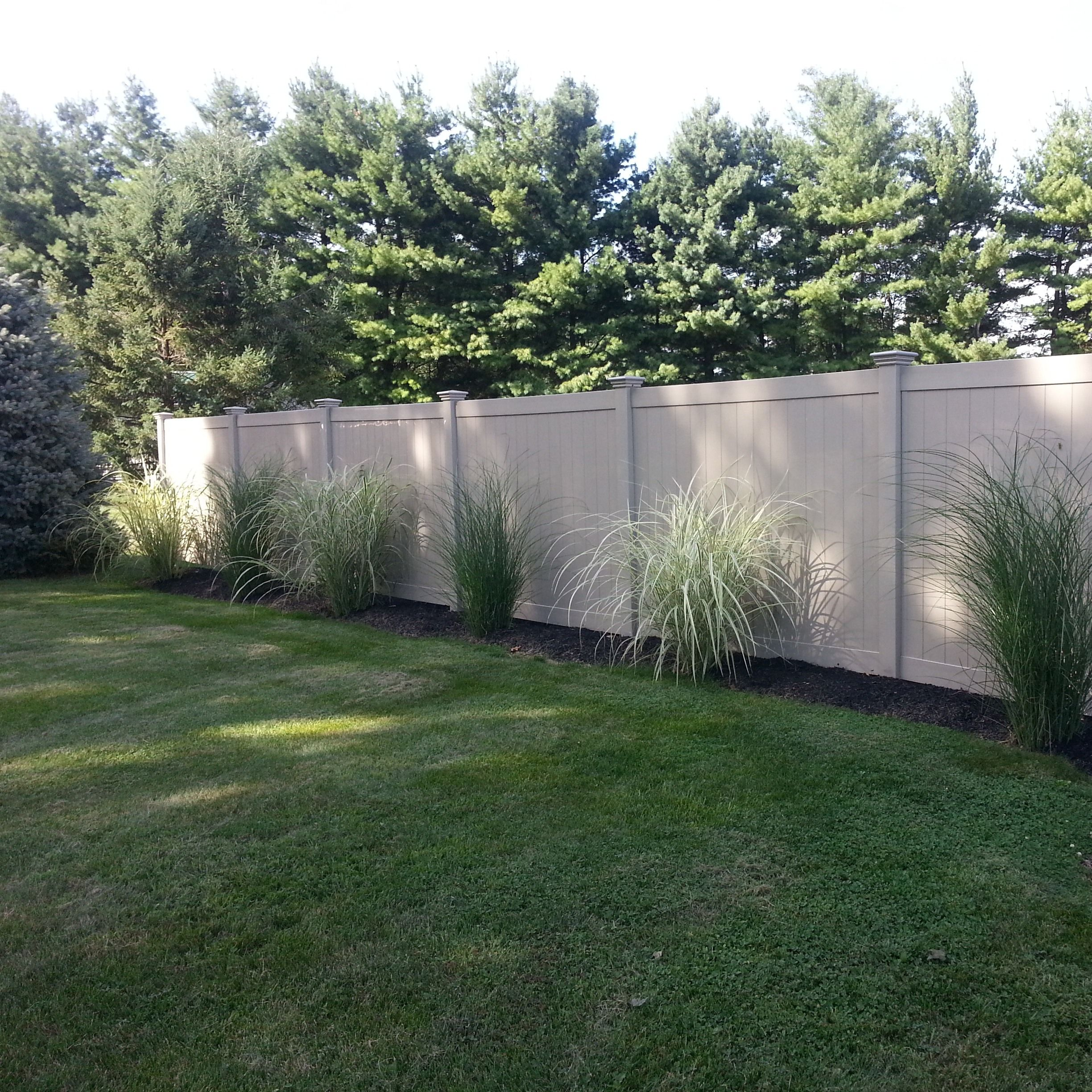 dozens of styles colors and sizes for your outdoor fencing from