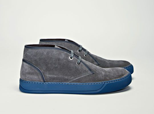 Lanvin Desert Boots