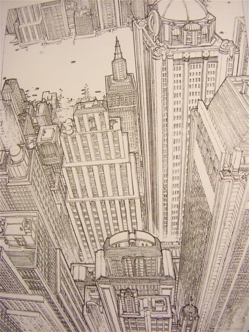 3 point perspective | SET | Pinterest | Perspective, Drawings and ...