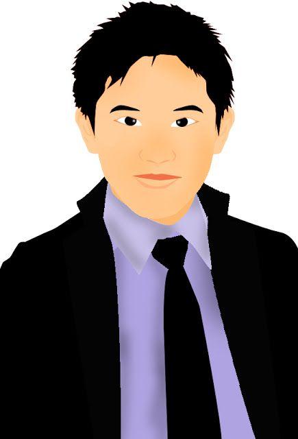Membuat Foto Jadi Kartun Vector Yang Harus Anda Perhatikan Adalah Detail Dari Setiap Sudut Bagian Photo Tool Yang Digunakan Adalah Pen Tool Kartun
