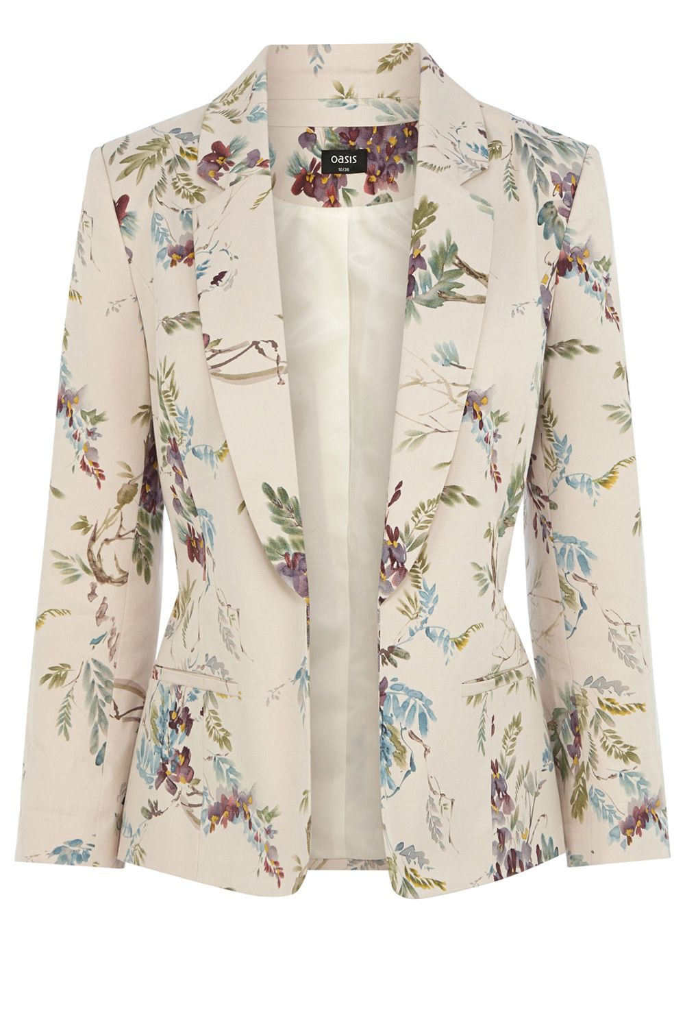 A very cute smart summer outfit Wisteria Jacket | Multi