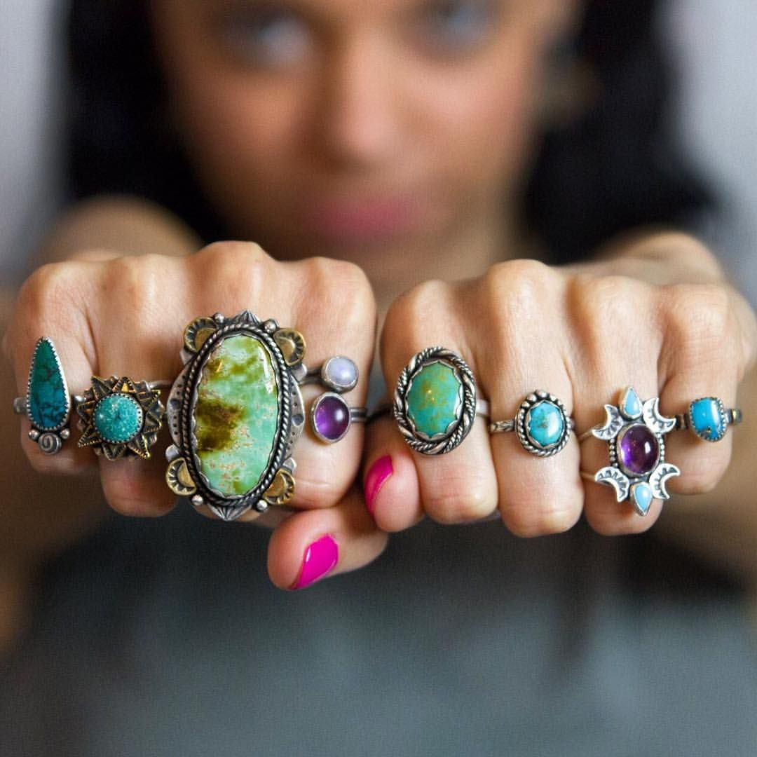"""69 Likes, 5 Comments - Fay Woods Designs (@fay.woods.designs) on Instagram: """"Sorry I've been away for awhile! Here's a photo of some of my rings that are available in my…"""""""