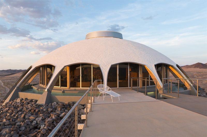Maison Ronde Construire Tendance DomeSpace,SkyDome,GeodesicDome