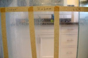 Guy Tests 6 Cleansers On Grimy Shower Doors Results