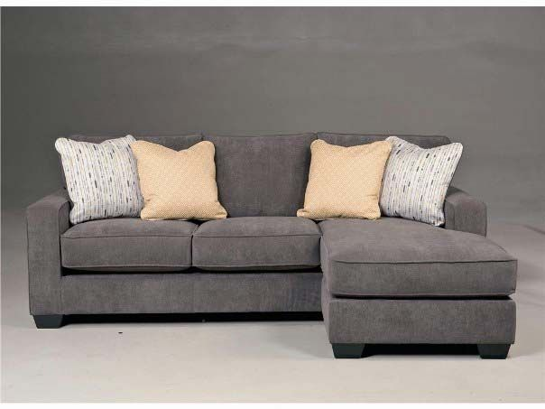 Ashley Furniture Gray Sectional Sofas for Small Spaces Pinteres