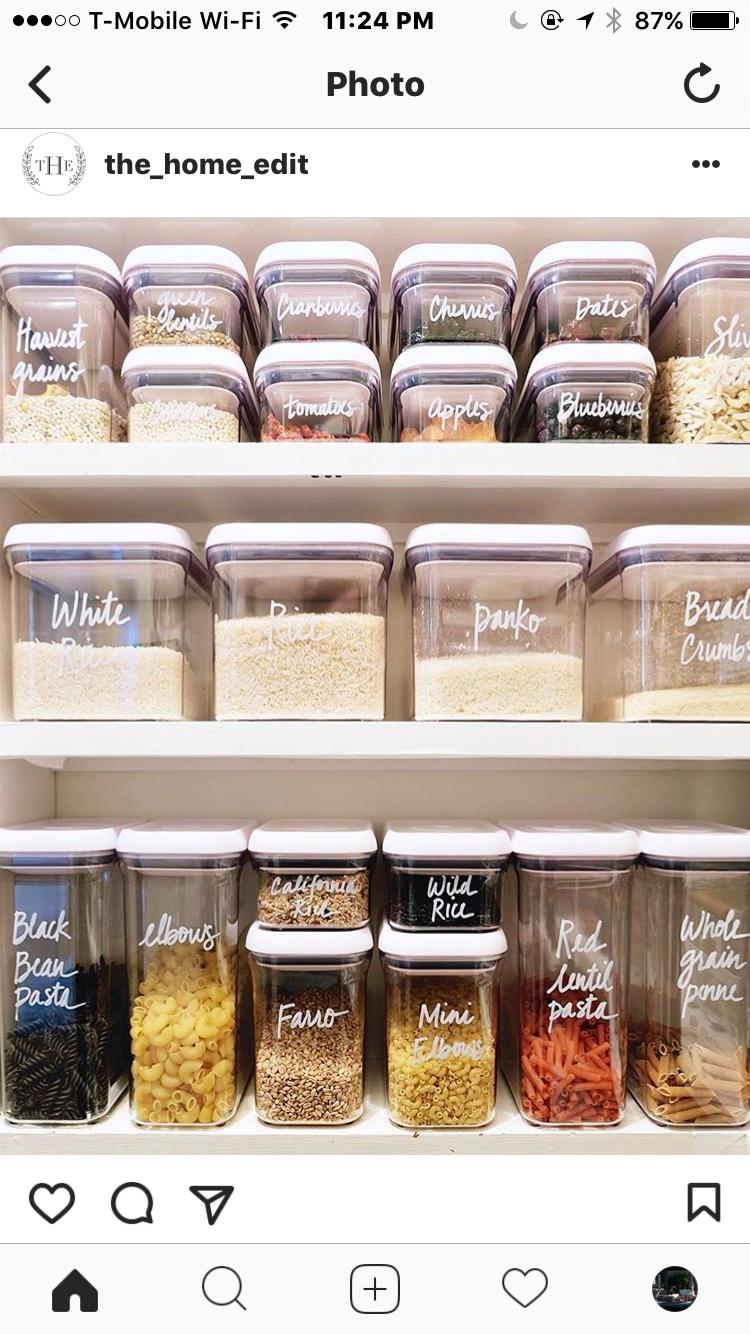 Pin de joanie tawil en Home | Pinterest | Organización de cocina ...
