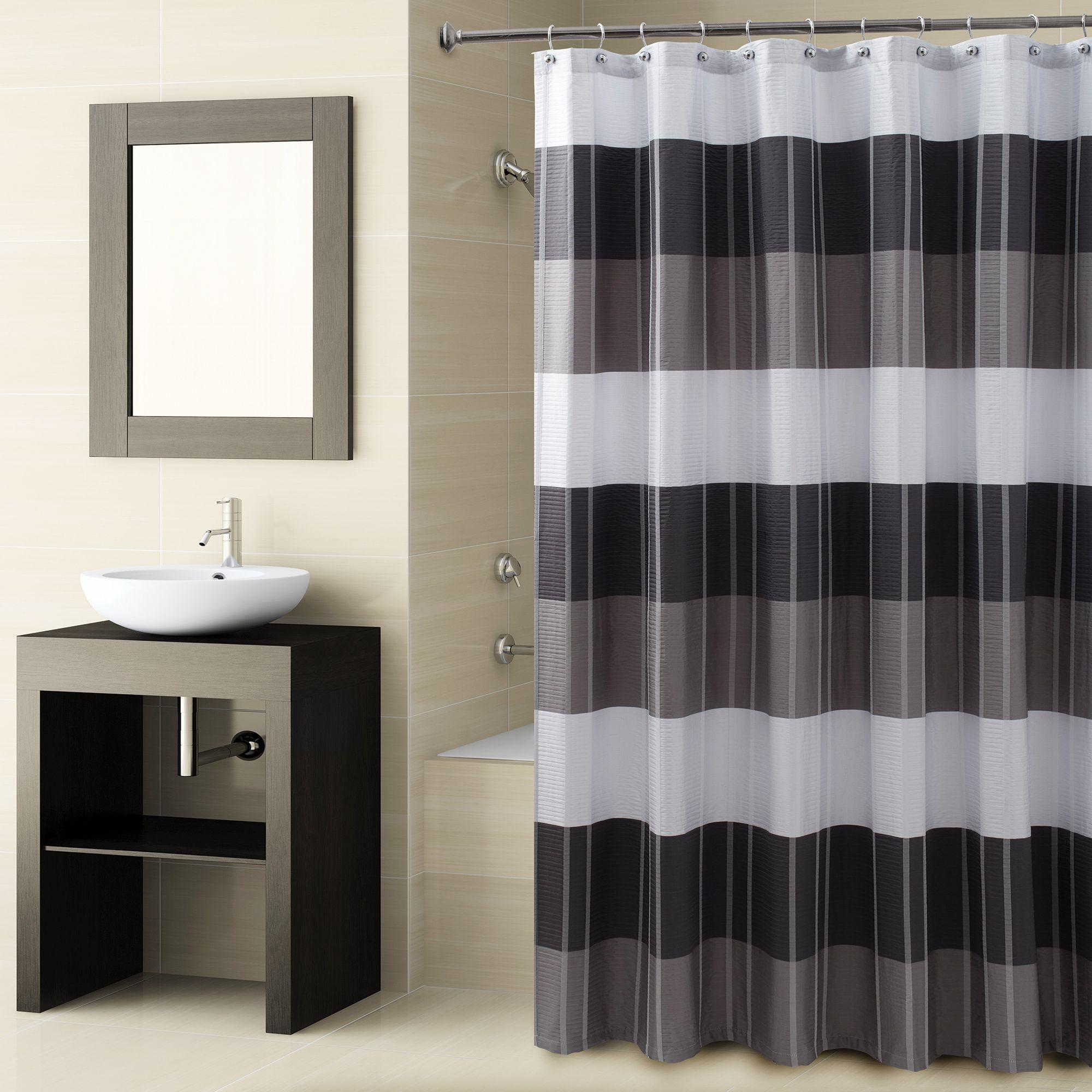Fairfax Black Shower Bundle 72x72 In 2020 Black Shower