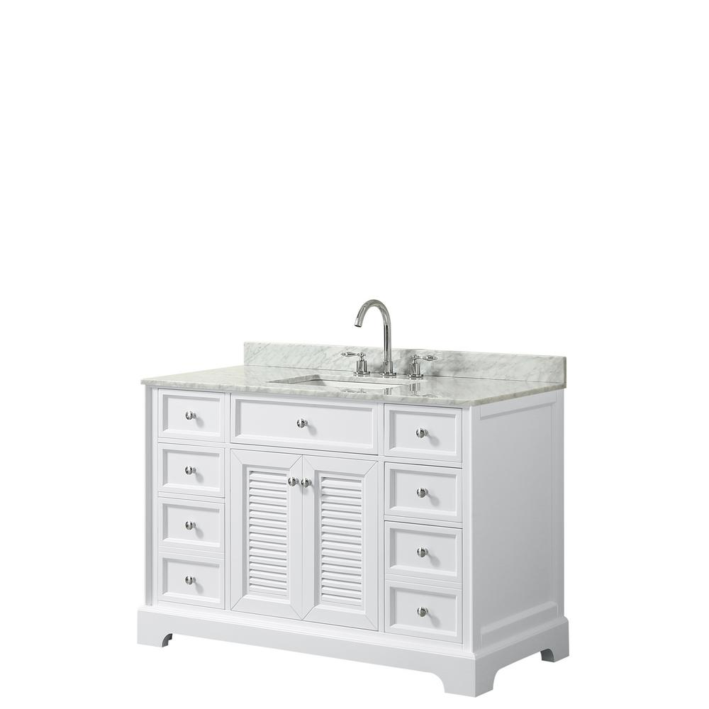 Tamara 48 5 In Single Bathroom Vanity
