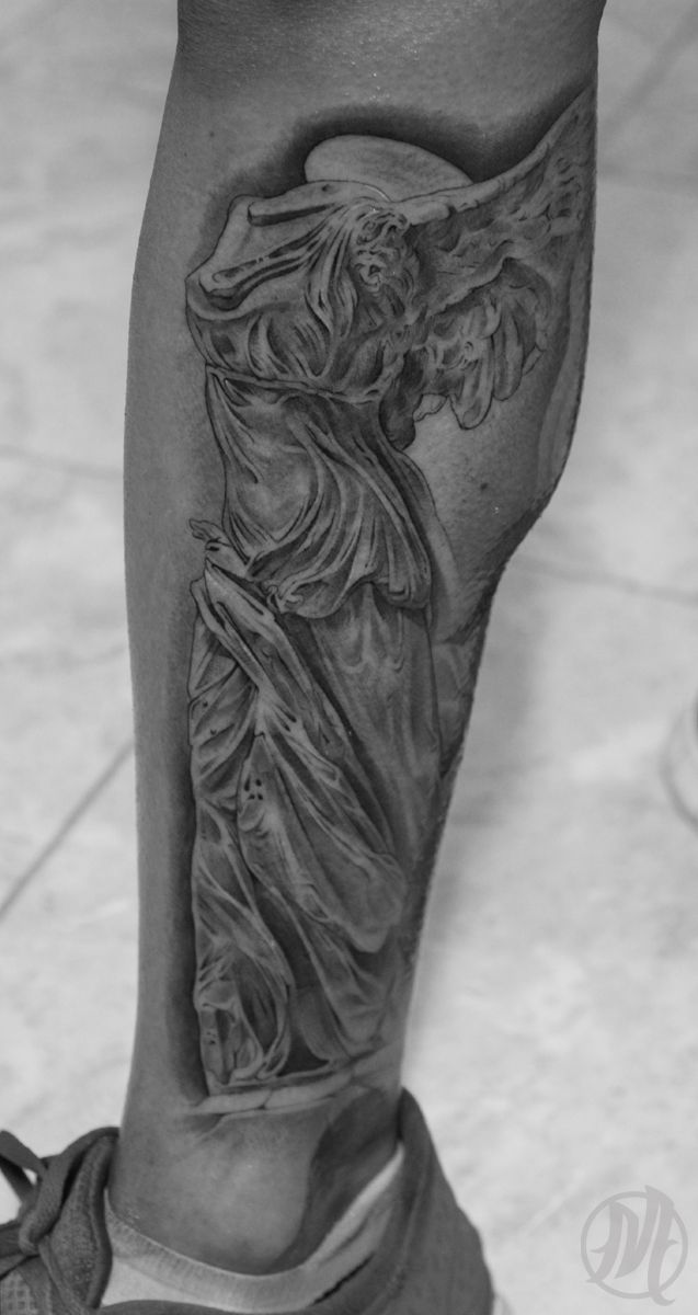 Nike Goddess Of Victory Tattoo Google Search Nike Tattoo Tattoos Victory Tattoo