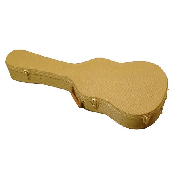 Guardian Case Tweed Hardshell Case For Dreadnought Acoustic Cg 035 D Acoustic Case Instruments