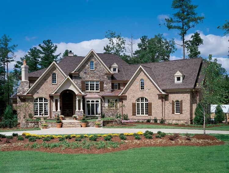 Eplans New American House Plan   Beatuy In The Details   4376 Square Feet  And 4
