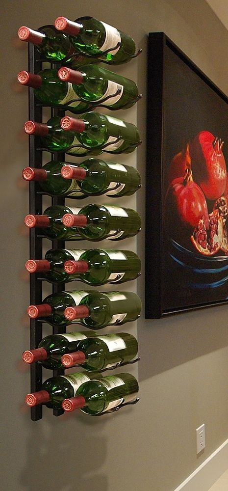 Our Wire Wine Racks Offer Sturdy Space Saving Metal Construction
