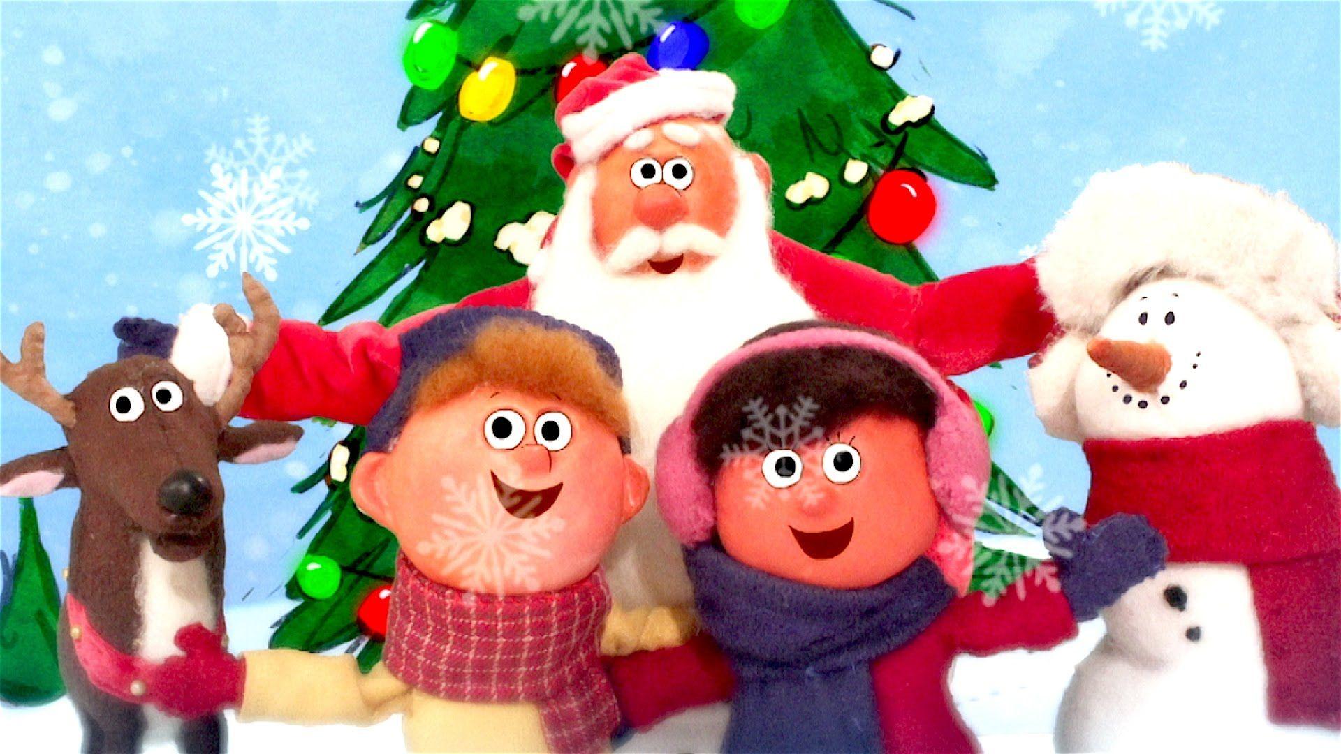 Hello, Reindeer | Children's Christmas Song | Navidad preescolar