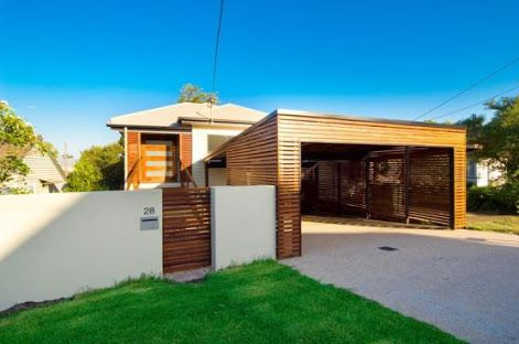 Freestanding Garage Sydney Google Search Design Rumah