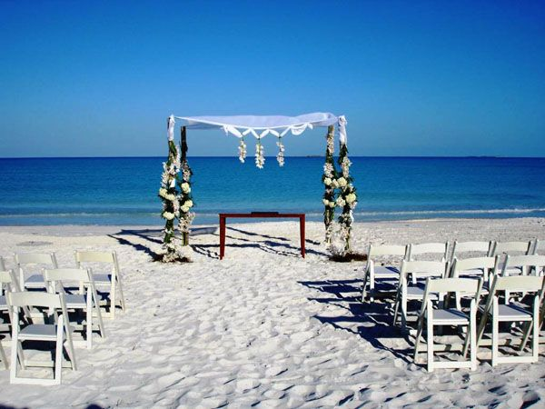 Villa Montana Beach Resort Ceremony