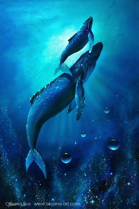 To The Skies Painting Savetheocean Oceanecosystem Oceanslife Savewildlife Wildlifeconservation Endangeredanima Whale Painting Ocean Creatures Ocean Art