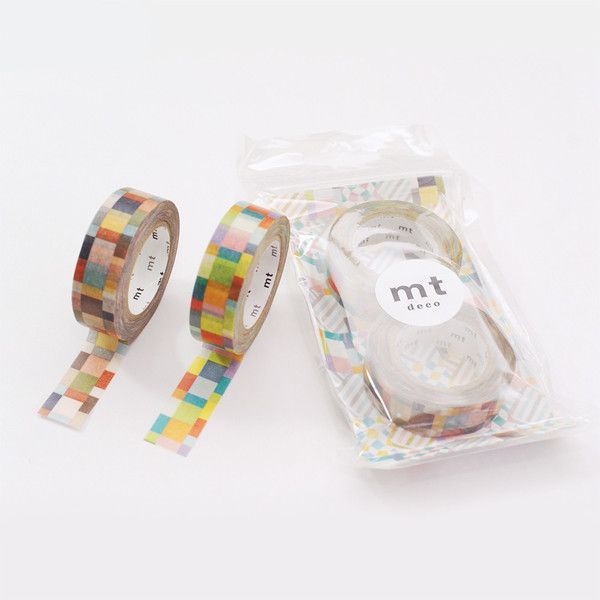 Today's new arrival: MT Twin Packs - Mosaic Bright and Dark
