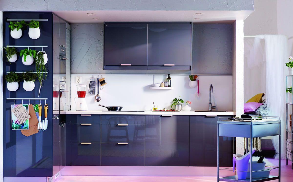 Cocina - Ikea | Cocinas pequeñas | Pinterest | Ikea kitchen design ...