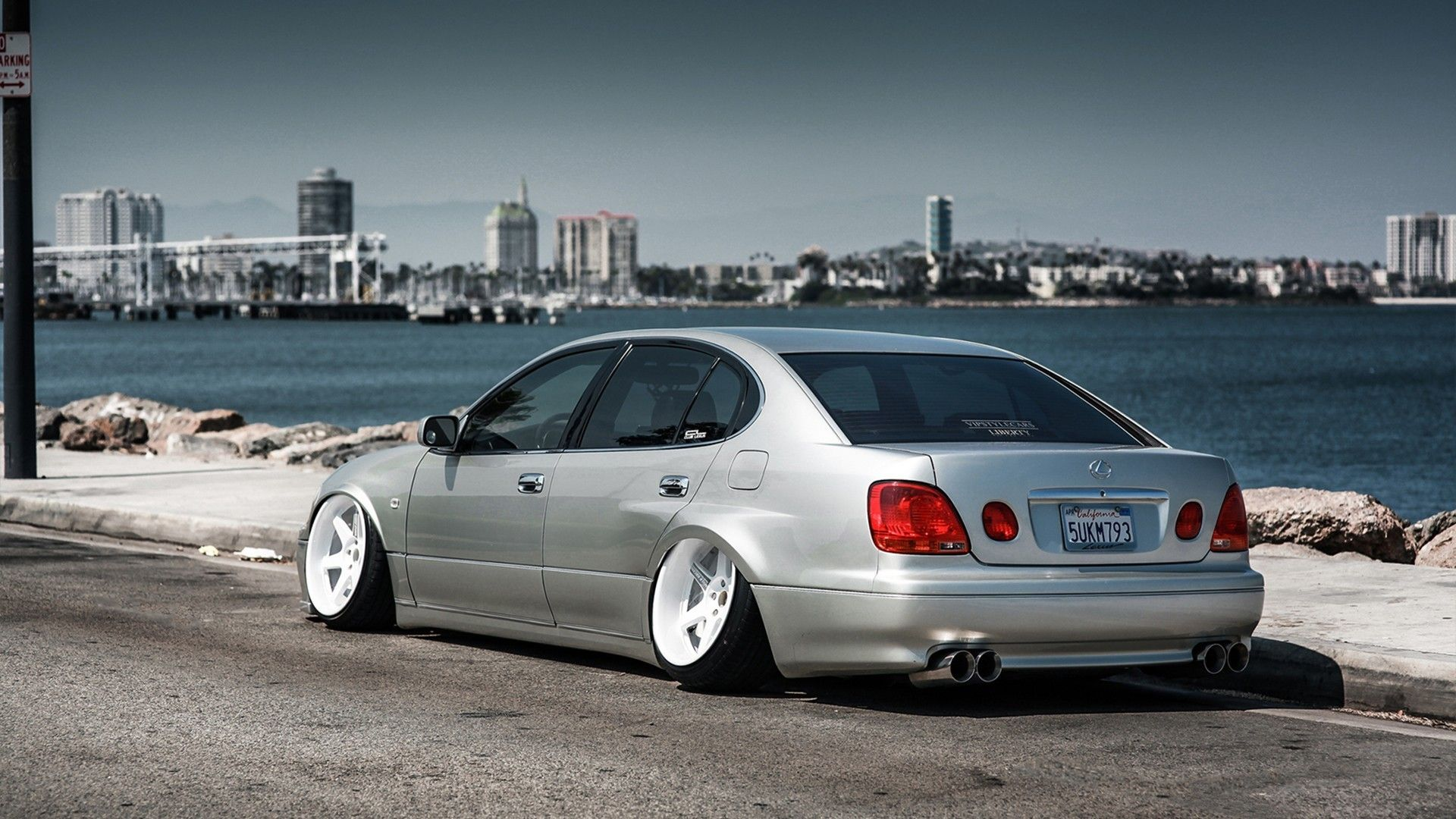 Lexus Gs Gs300 Slammed Cars Wallpaper