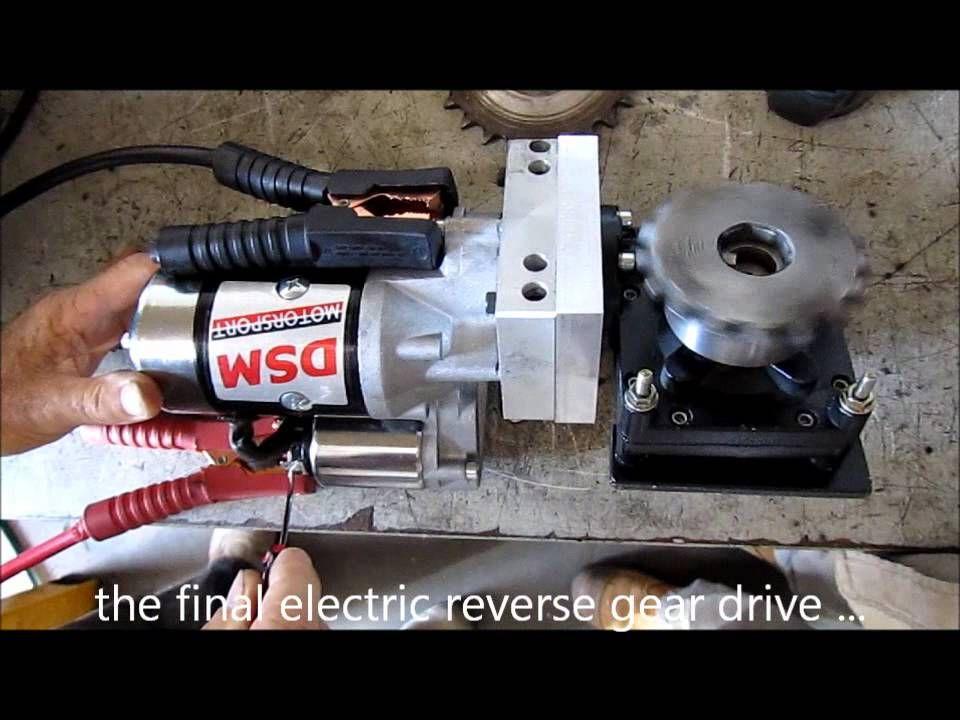 Butler Trikes Electric Reverse Gear Reverse Gear Trike Trike Harley