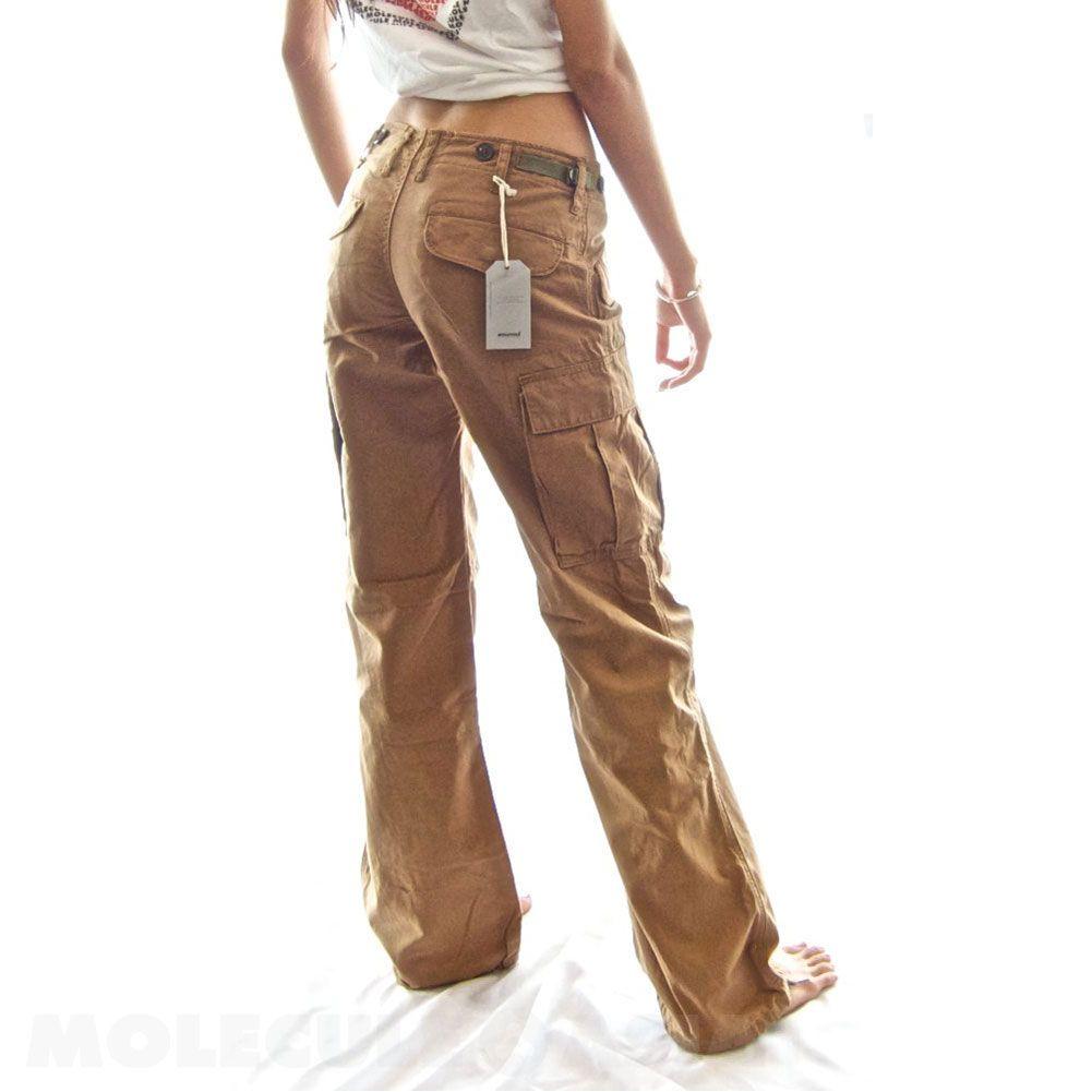 d89f4a7094c02 Molecule Cargo Jungle Jeans - Women s Cargo Pants - Cargo Pants