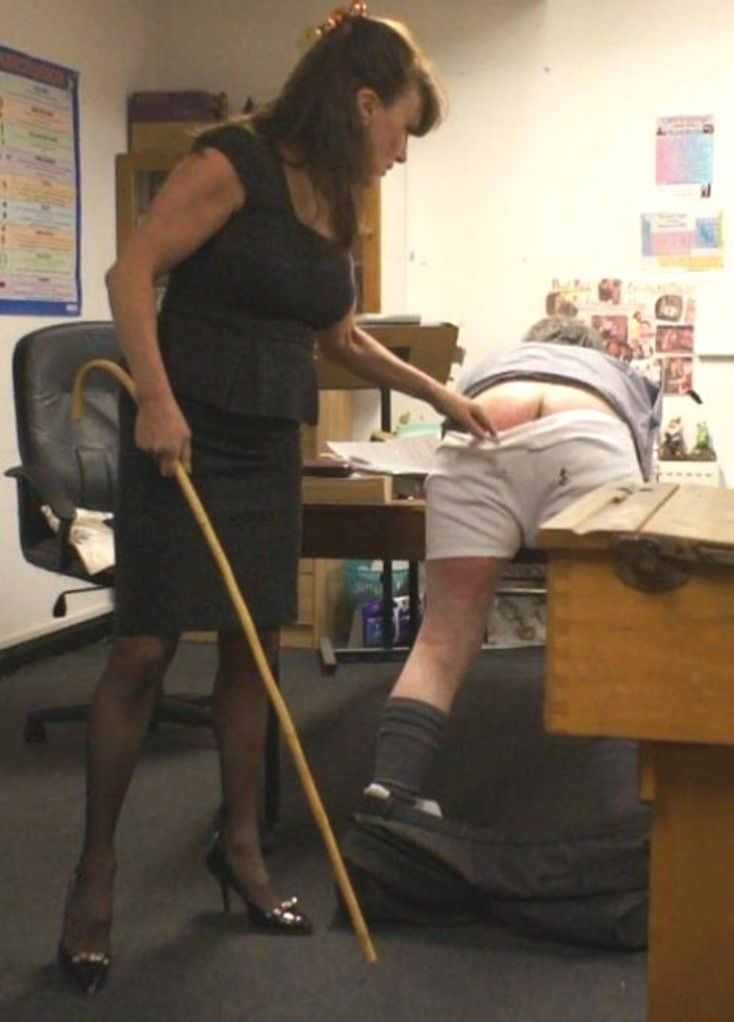 punishment Femdom spanking