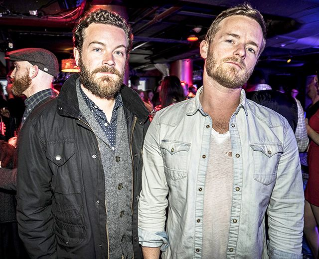 Danny and Chris Masterson