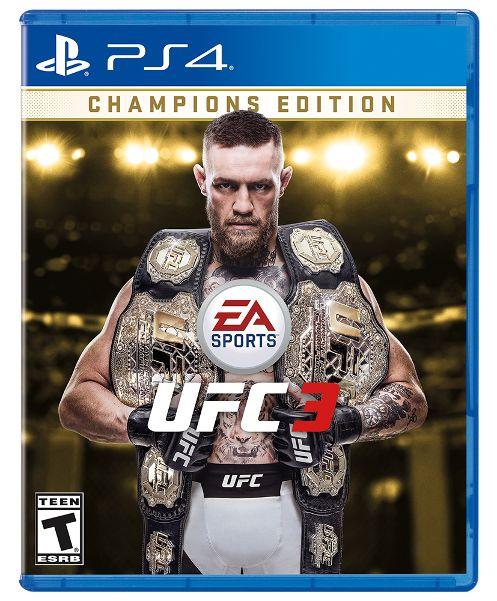 Ufc 3 Champions Edition Ps4 Ea Sports Ufc Ufc Sports