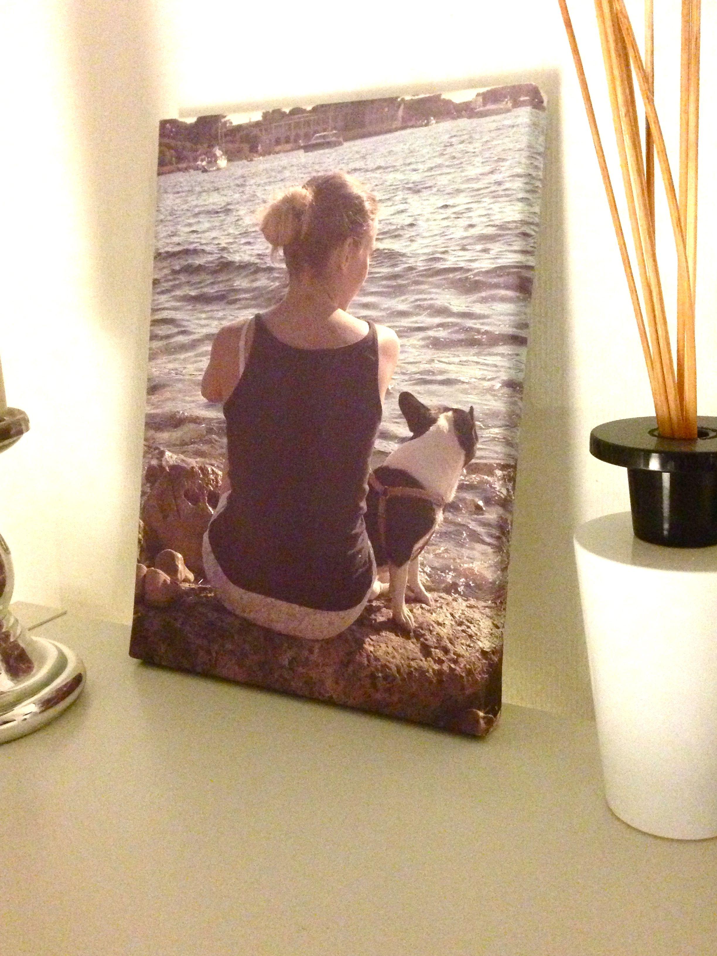 Votre toile photo à partir de 18,00 € !