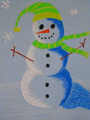 22++ Snowmen art info