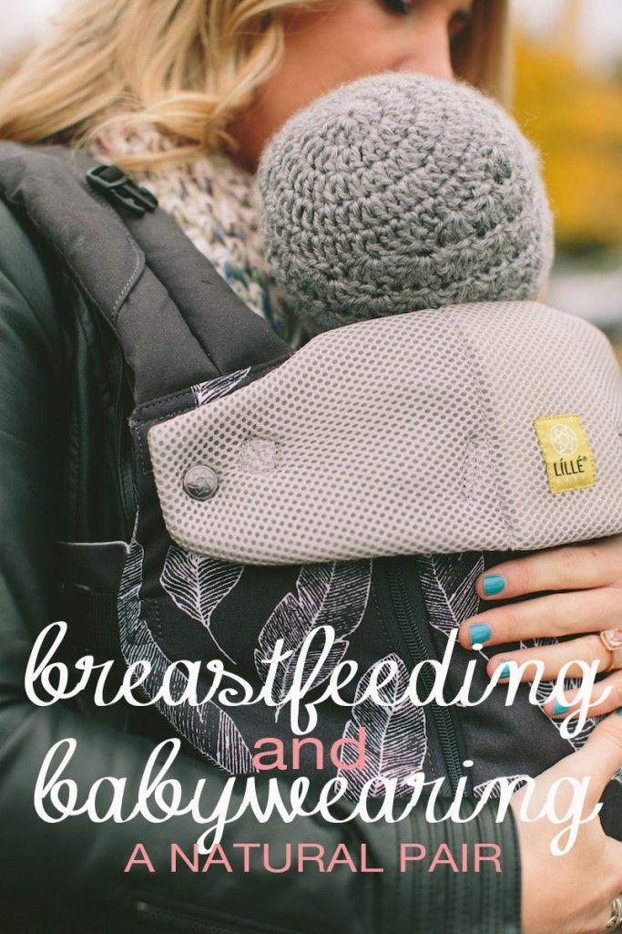 Breastfeeding and Babywearing: A Natural Pair - LÍLLÉbaby Blog