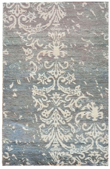 Tappeto bhadohi tappeti contemporanei provenienza - Tappeti contemporanei milano ...