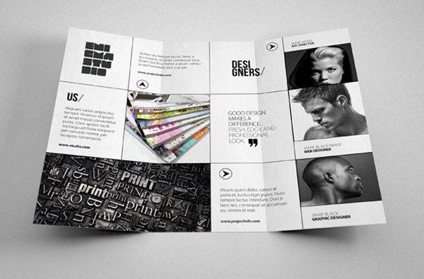 Event Calendar Design Inspiration : Beautiful red brochure design ideas