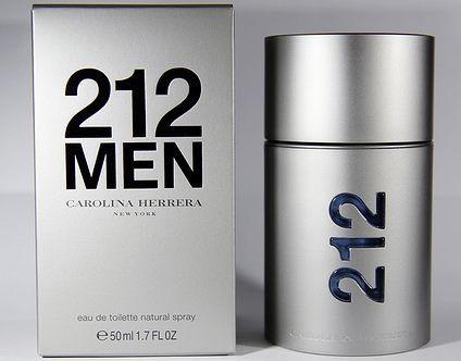 A Man Wearing Cologne Pics Carolina Herrera 212 Mens Perfume