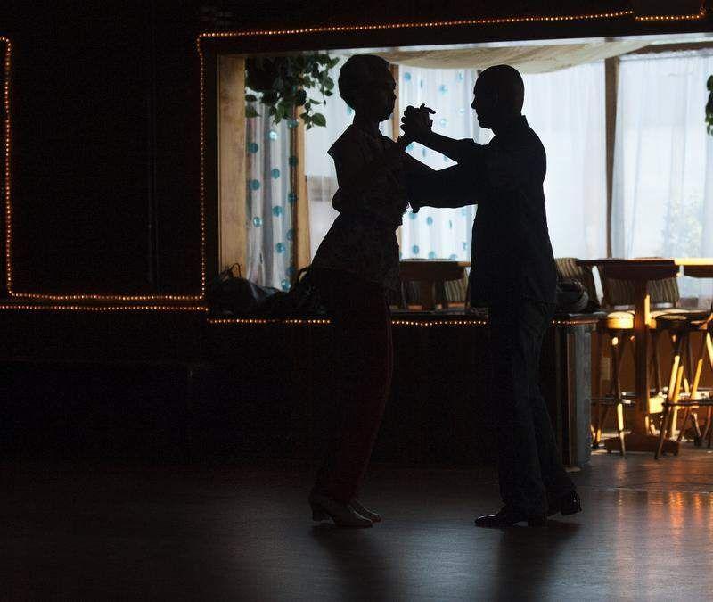 Latin American stars tango at Pennsauken studio