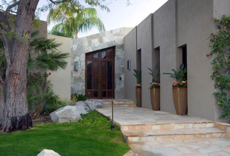 Aménager une entrée de maison moderne recyclage Pinterest Doors - amenager une entree de maison