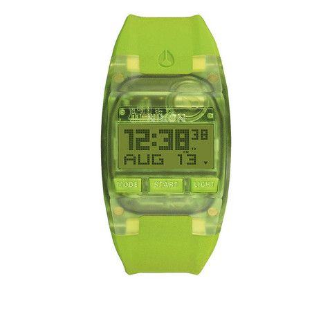 Nixon: The Comp S - neon green $95