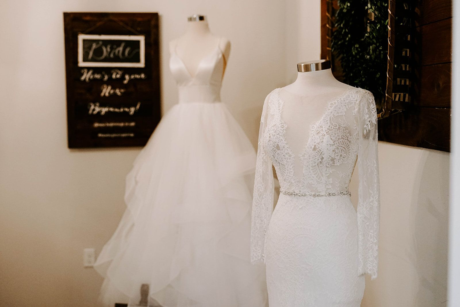 What Is A Sample Sale New Beginnings Bridal Studio In 2020 Bridal Wedding Dresses For Sale Bridal Boutique