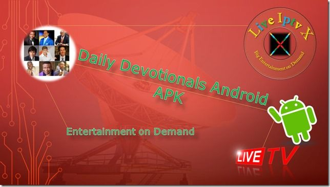 Watch TV Stream Online - Daily Devotionals APK For Android Device