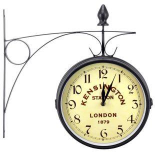 Horloge Kensington Applique Métal Maison Du Monde Maison
