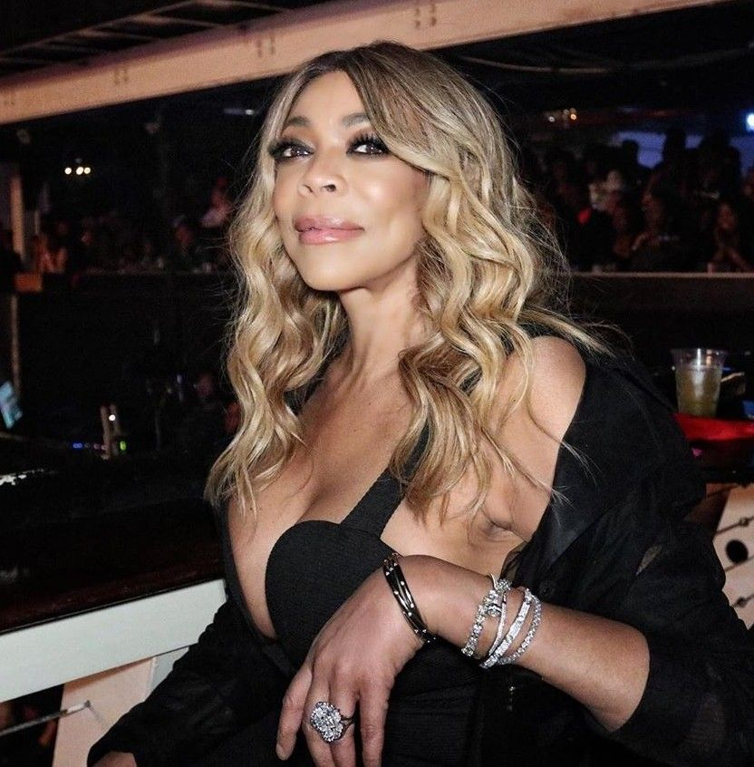 Actors Without Thyroid: Pin On Wendy Williams