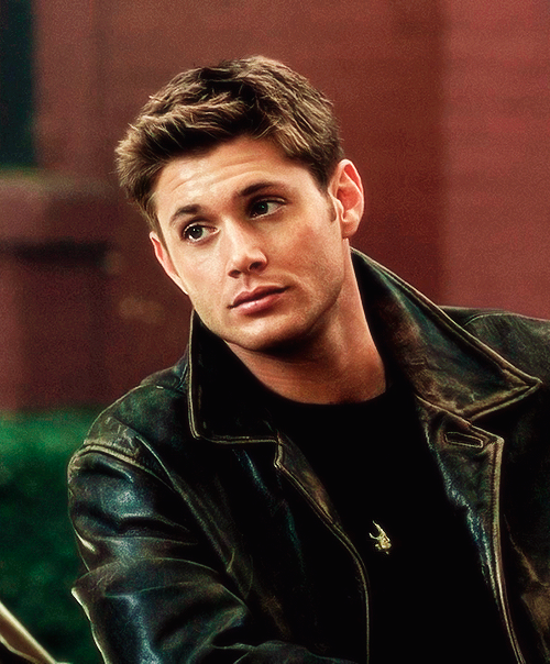 Jenson Ackles as Dean Winchester in Supernatural <3 One of