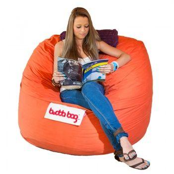El puff Mini Budda es el último sillón puff y una perfecta alternativa a una butaca o a un sillón normal.