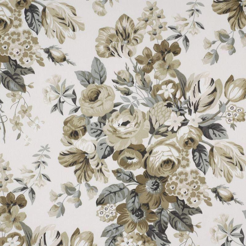 Robert Allen Fabric 164885 Beach Haven Seaspray