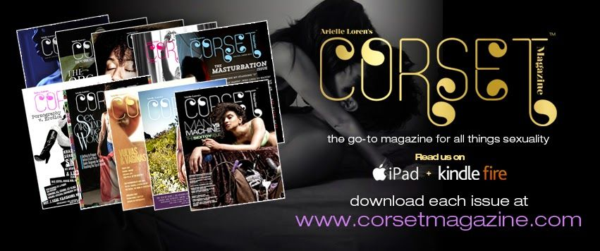 Intimate Adventures: Corset Magazine - Intimacy Improvement