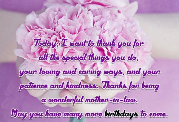 47 Happy Birthday Mother In Law Quotes Meme Happy Birthday