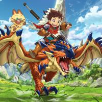 Monster Hunter Stories Tv Anime Announced For 2016 Monster Hunter Monster Hunter Art Monster