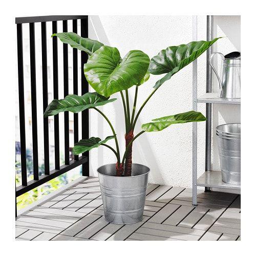 FEJKA Pianta artificiale con vaso, da interno/esterno ...