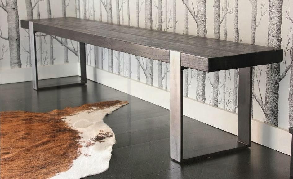 Seventeen20 muebles artesanales de dise o industrial for Muebles industriales metal baratos